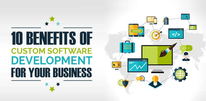 10 Benefits Of Custom Software Development For Your Business