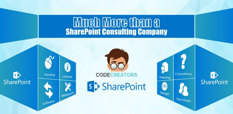 Code Creators - Much More than a SharePoint Consulting Company