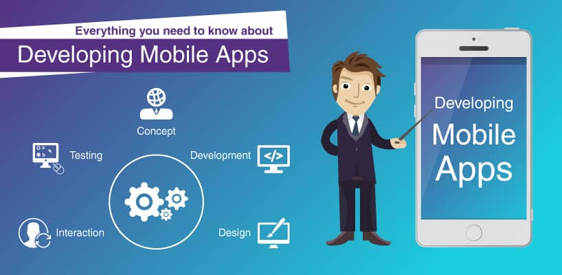 Everything You Need to Know About Developing Mobile Apps