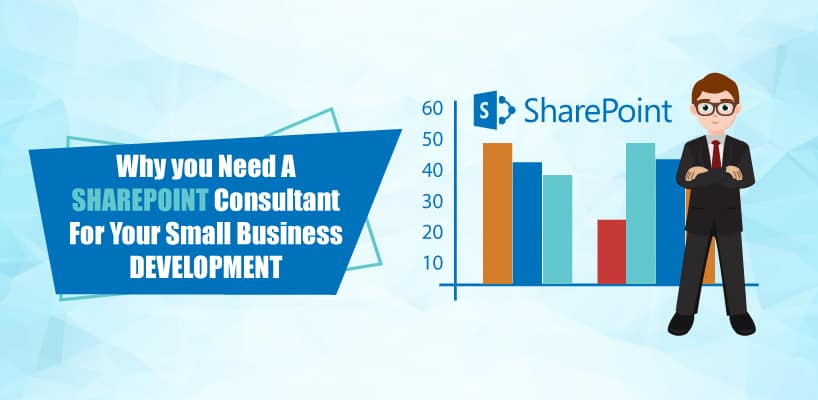 Why You Need A SharePoint Consultant For Your Small Business