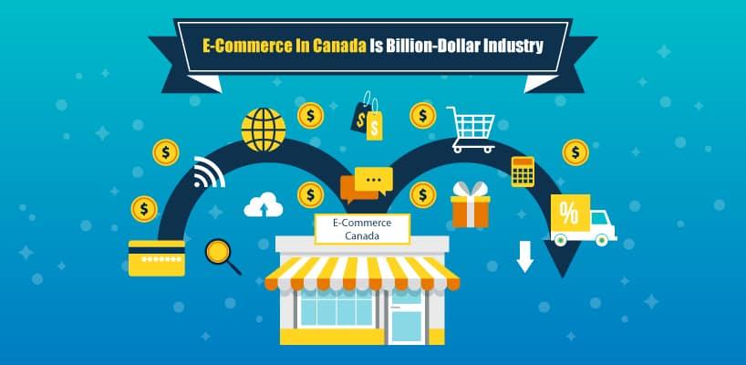 E-Commerce In Canada Is Billion-Dollar Industry