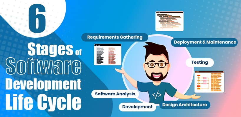 6 Stages of Software Development Life Cycle