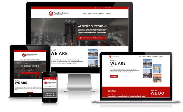 Responsive Design Websites - Responsive Design Services